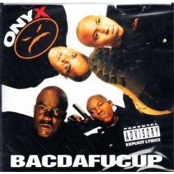 ONYX - BACDAFUCUP (1 CD) - WYDANIE AMERYKAŃSKIE