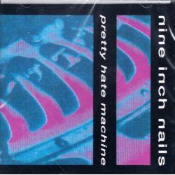 NINE INCH NAILS - PRETTY HATE MACHINE (1 CD) - WYDANIE AMERYKAŃSKIE