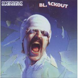SCORPIONS - BLACKOUT (1 CD) - WYDANIE AMERYKAŃSKIE