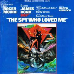 JAMES BOND: THE SPY WHO LOVED ME [SZPIEG, KTÓRY MNIE KOCHAŁ] (1 LP) - MARVIN HAMLISCH - 2015 - WYDANIE AMERYKAŃSKIE