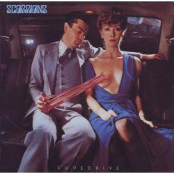 SCORPIONS - LOVEDRIVE (1 CD) - WYDANIE AMERYKAŃSKIE
