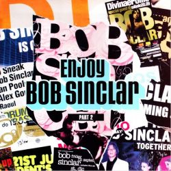 SINCLAR, BOB - ENJOY BOB SINCLAR PART 1 (2LP)