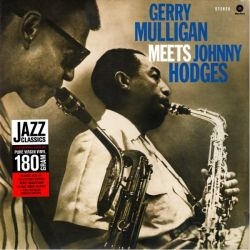 MULLIGAN, GERRY & HODGES, JOHNNY - GERRY MULLIGAN MEETS JOHNNY HODGES (1LP) - WAX TIME EDITION - 180 GRAM PRESSING