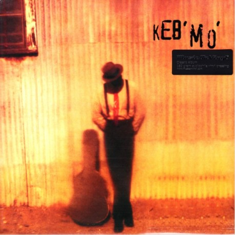 KEB' MO' - KEB' MO' (1LP) - MOV EDITION - 180 GRAM PRESSING