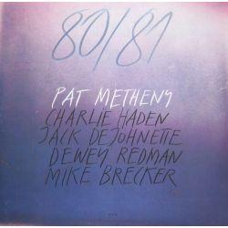 METHENY, PAT - 80/81 (2LP) - 180 GRAM PRESSING