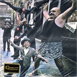DOORS, THE - STRANGE DAYS (2LP) - 45 RPM - 200 GR - QUALITY RECORD PRESSING - ANALOGUE PRODUCTIONS