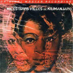 DAVIS, MILES - FILLES DE KILIMANJARO (2LP) - 180GRAM PRESSING MFSL EDITION - WYDANIE AMERYKAŃSKIE - 45 RPM
