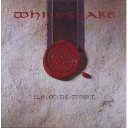 WHITESNAKE - SLIP OF THE TONGUE (1 CD) - WYDANIE AMERYKAŃSKIE