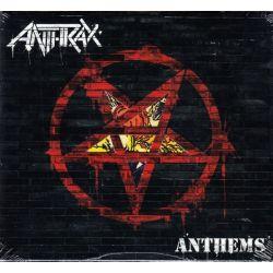 ANTHRAX - ANTHEMS (1 CD) - WYDANIE AMERYKAŃSKIE