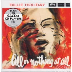 HOLIDAY, BILLIE - ALL OR NOTHING AT ALL (1 SACD) - ANALOGUE PRODUCTIONS EDITION