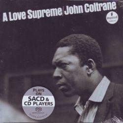 COLTRANE, JOHN - A LOVE SUPREME (SACD) - ANALOGUE PRODUCTION EDITION - WYDANIE AMERYKAŃSKIE