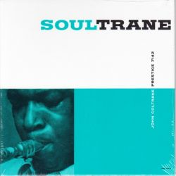 COLTRANE, JOHN WITH RED GARLAND - SOULTRANE (1 SACD) - WYDANIE AMERYKAŃSKIE