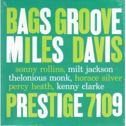 DAVIS, MILES - BAGS GROOVE (1 SACD) - ANALOGUE PRODUCTIONS EDITION - WYDANIE AMERYKAŃSKIE