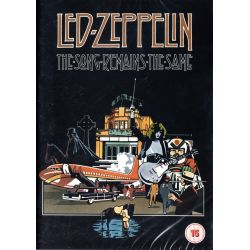 LED ZEPPELIN - THE SONG REMAINS THE SAME (1 DVD)