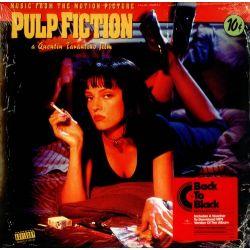 PULP FICTION - SOUNDTRACK (1LP + MP3 DOWNLOAD) - 180 GRAM PRESSING