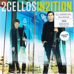 2CELLOS - IN2ITION (1LP) - MOV LIMITED EDITION - 180 GRAM BLUE/WHITE MIXED VINYL PRESSING