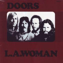 DOORS, THE - L.A. WOMAN (1LP)