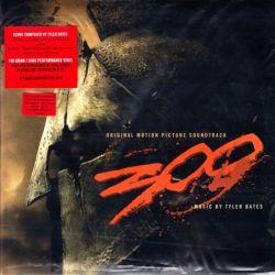 300 [TRZYSTU] - TYLER BATES (2 LP) - WYDANIE AMERYKAŃSKIE - 180 GRAM PRESSING