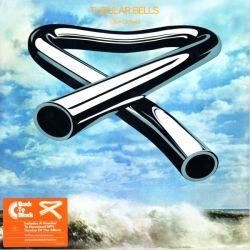 OLDFIELD, MIKE - TUBULAR BELLS (1 LP + MP3 DOWNLOAD) - 180 GRAM PRESSING