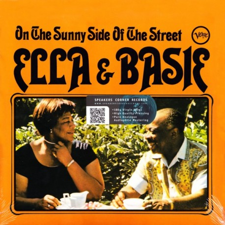 Fitzgerald Ella Amp Count Basie On The Sunny Side Of The