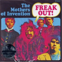 ZAPPA, FRANK & MOTHERS OF INVENTION, THE - FREAK OUT! (2 LP) - 180 GRAM PRESSING - WYDANIE AMERYKAŃSKIE