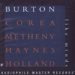 BURTON, GARY WITH CHICK COREA / METHENY / HAYNES / HOLLAND - LIKE MINDS (2 LP) - 180 GRAM PRESSING - WYDANIE AMERYKAŃSKIE