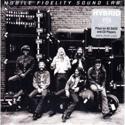 ALLMAN BROTHERS BAND, THE - AT FILLMORE EAST (SACD) - WYDANIE AMERYKAŃSKIE