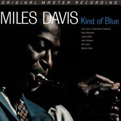 DAVIS, MILES - KIND OF BLUE (2LP) - MFSL EDITION - WYDANIE AMERYKAŃSKIE