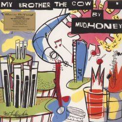 "MUDHNEY - MY BROTHER THE COW (1LP+7"" SINGLE) - MOV EDITION - LIMITED 180 GRAM NUMBERED WHITE WINYL PRESSING"