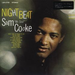 COOKE, SAM - NIGHT BEAT (1 LP) - MOV EDITION - 180 GRAM PRESSING