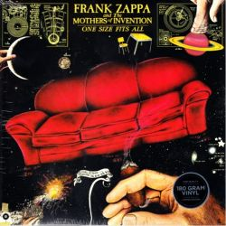 ZAPPA, FRANK & MOTHERS OF INVENTION, THE - ONE SIZE FITS ALL (1LP) - 180 GRAM PRESSING - WYDANIE AMRYKAŃSKIE