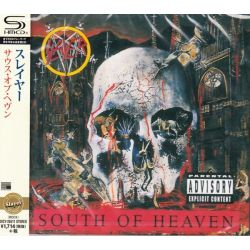 SLAYER - SOUTH OF HEAVEN (1SHM-CD) - WYDANIE JAPOŃSKIE
