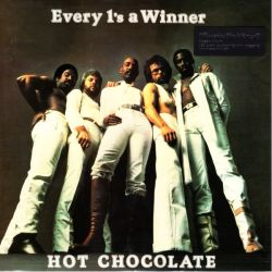 HOT CHOCOLATE - EVERY 1'S A WINNER (1 LP) - MOV EDITION - 180 GRAM PRESSING