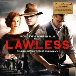 LAWLESS [GANGSTER] - NICK CAVE & WARREN ELLIS (1LP) - MOV EDITION - LIMITED NUMBERED 180 GRAM COLOURED VINYL PRESSING