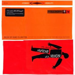 ELLINGTON, DUKE - ANATOMY OF A MURDER (1 LP) - MOV EDITION - 180 GRAM PRESSING