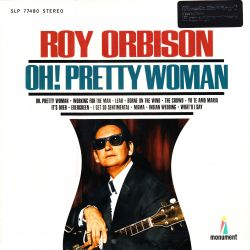 ORBISON, ROY - OH! PRETTY WOMAN (1 LP) - MOV EDITION - 180 GRAM PRESSING