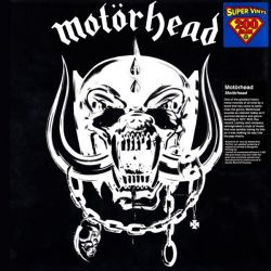 MOTORHEAD - MOTORHEAD (1 LP) - LIMITED NUMBERED EDITION - 200 GRAM PRESSING - WYDANIE AMERYKAŃSKIE