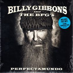 GIBBONS, BILLY AND THE BFG'S - PERFECTAMUNDO (1 LP + MP3 DOWNLOAD) - WYDANIE AMERYKAŃSKIE