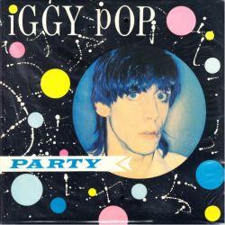 POP, IGGY - PARTY (1LP) - 180 GRAM PRESSING - WYDANIE AMERYKAŃSKIE