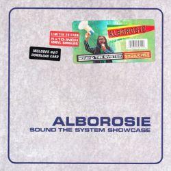 """ALBOROSIE - SOUND THE SYSTEM SHOWCASE (5x10"""") - WYDANIE AMERYKAŃSKIE"""