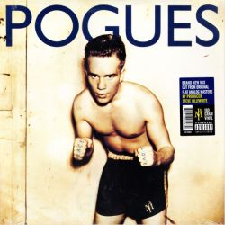 POGUES, THE - PEACE AND LOVE (1 LP) - 180 GRAM PRESSING - WYDANIE AMERYKAŃSKIE