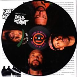 SOULS OF MISCHIEF - THERE IS ONLY NOW (1LP) - PICTURE DISC - WYDANIE AMERYKAŃSKIE