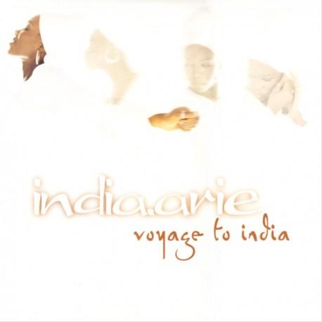INDIA.ARIE - VOYAGE TO INDIA (2LP) - WYDANIE AMERYKAŃSKIE