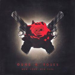 GUNS N\' ROSES - NEW YORK, NEW YORK (2LP) - LIMITED EDITION RED VINYL