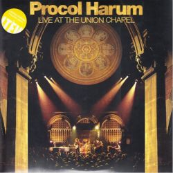 PROCOL HARUM - LIVE AT THE UNION CHAPEL (2LP) - LIMITED EDITION YELLOW VINYL