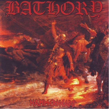 BATHORY - HAMMERHEART (2LP)