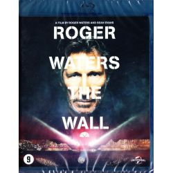 WATES, ROGER - THE WALL : A FILM BY ROGER WATERS AND SEAN EVANS (1BLU-RAY)
