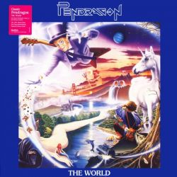 PENDRAGON - THE WORLD (2LP) - 180 GRAM PRESSING