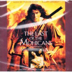 LAST OF THE MOHICANS, THE [OSTATNI MOHIKANIN] - TREVOR JONES & RANDY EDELMAN (1 CD) - WYDANIE AMERYKAŃSKIE