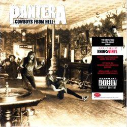 PANTERA - COWBOYS FROM HELL (2 LP) - 180 GRAM PRESSING - WYDANIE AMERYKAŃSKIE